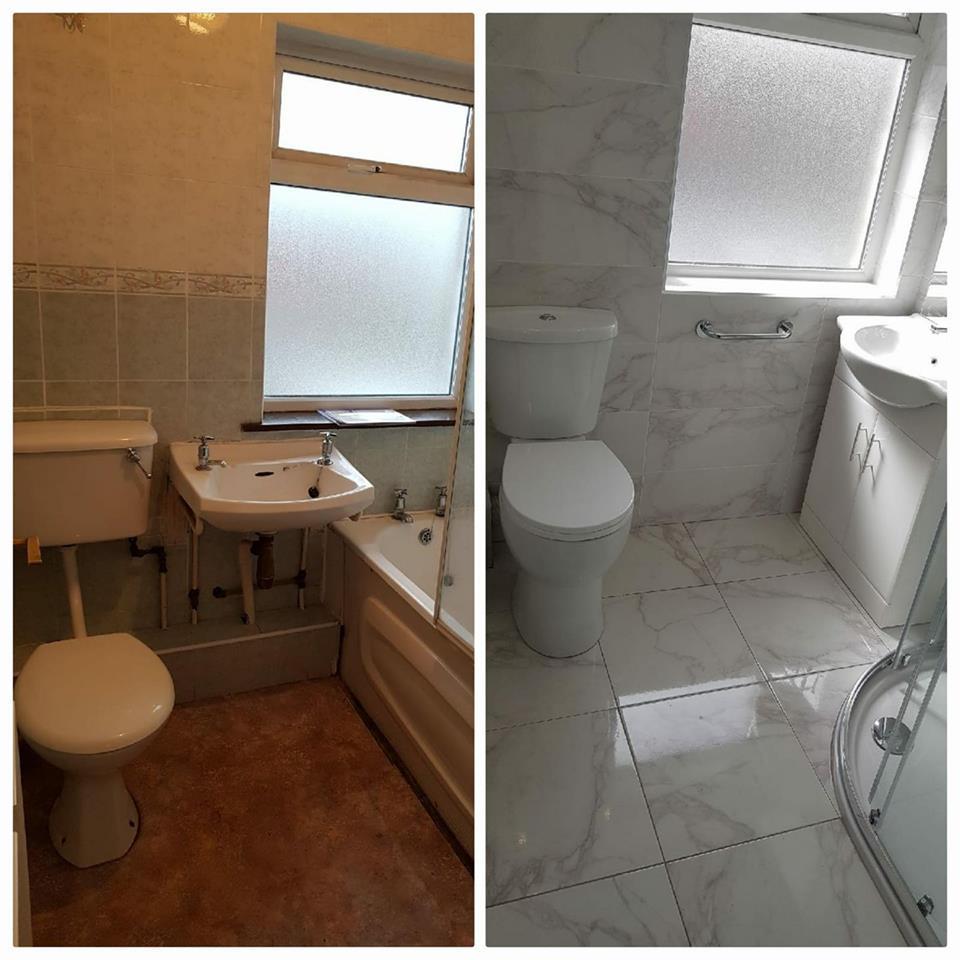 Galway Bathroom Refurbishment
