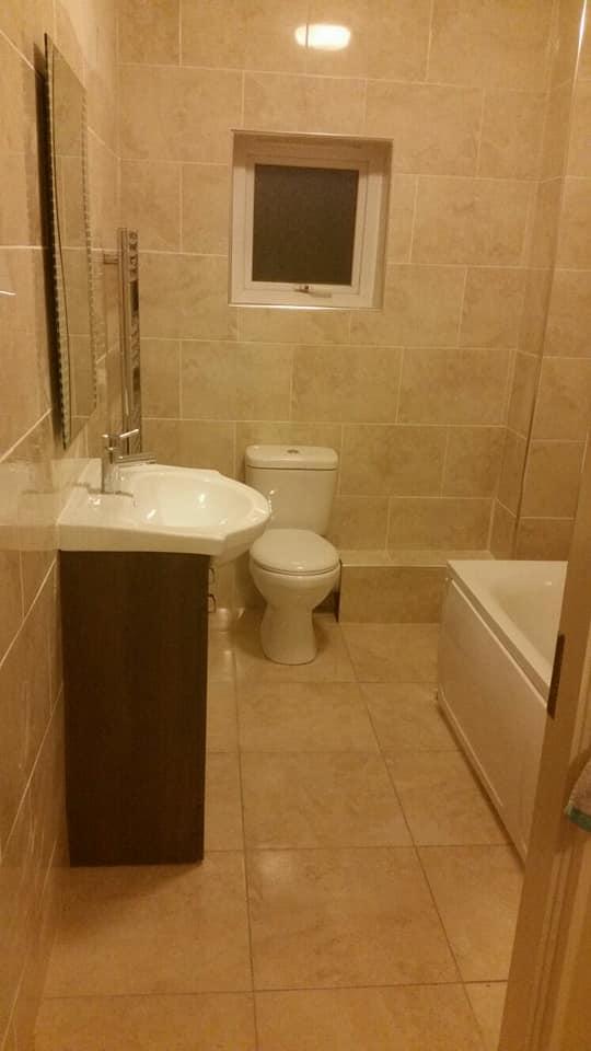New Bathroom Galway