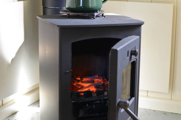 Solid Fuel Stove Installation Galway